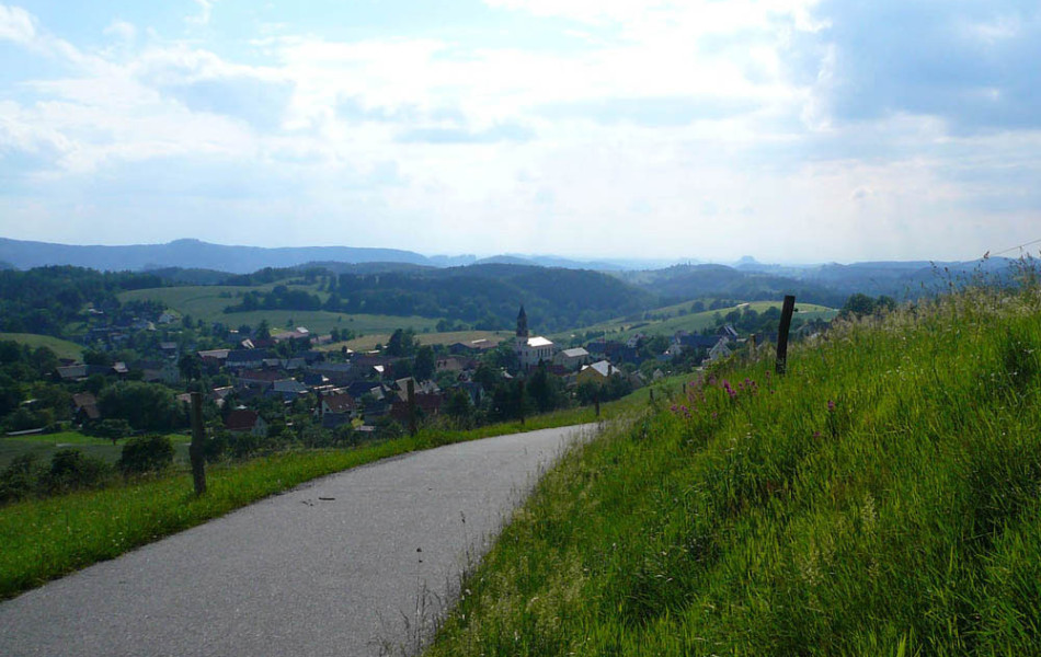 Saupsdorf, Sächsische Schweiz