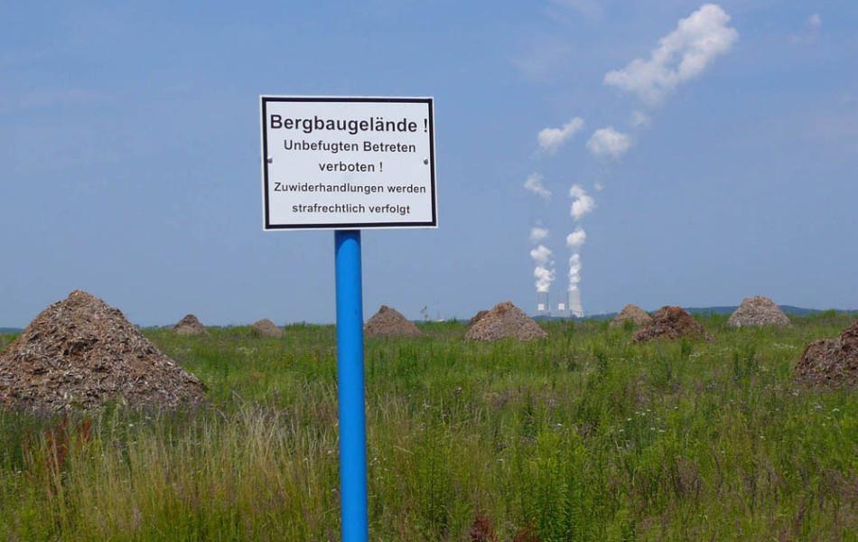 Tagebau Schleenhain